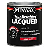 Minwax 155000000 Clear Lacquer, 1 Quart