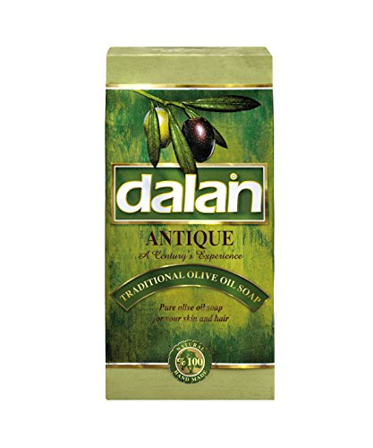 Dalan Antique Traditional Olive Oil Soap by Dalan Traditional Olive Oil Soap