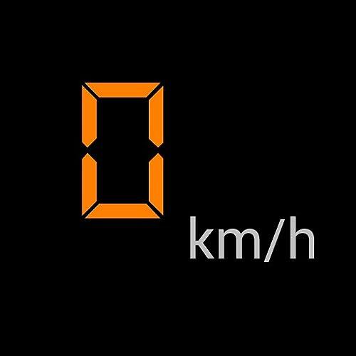Simple GPS Speed Meter