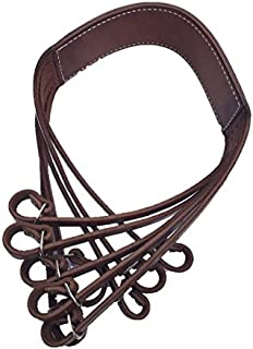 Leather Duck and Game Strap Lanyard - Heavy Duty Saddle Leather