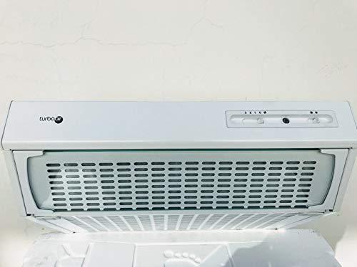 Turboair K701R/50F - Hotte de sol à fermeture éclair - Blanc