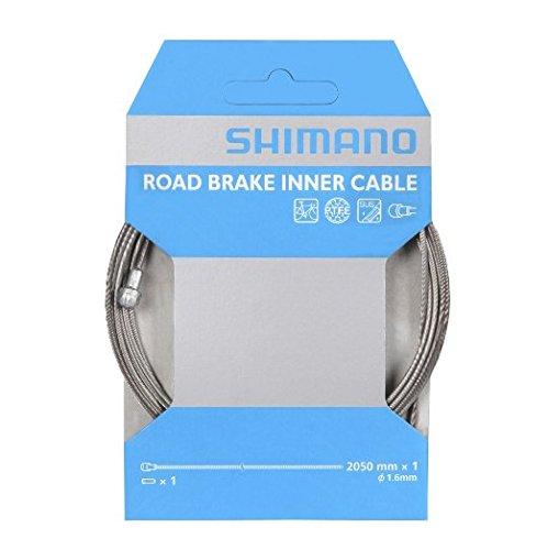 SHIMANO SHNO5 Y-80098320 - Cable de Freno para Bicicleta de Carreras, Color...