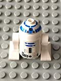 Lego Star Wars Mini Figure - R2-D2 (Original) Astromech Droid (Approximately 40mm / 1.6 Inches Tall)