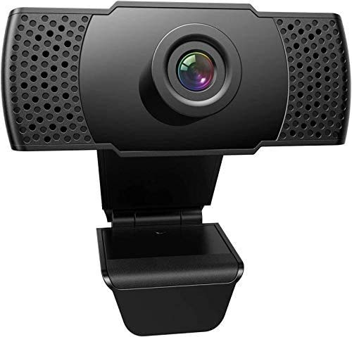 2K Webcam with Microphone, 2021 Upgraded - FRIEET 2048 x 1080 FHD Computer Camera, Plug and Play,90° Wide Angle USB Camera for Computer PC Laptop Zoom Skype Meeting Video Calling Conferencing Games