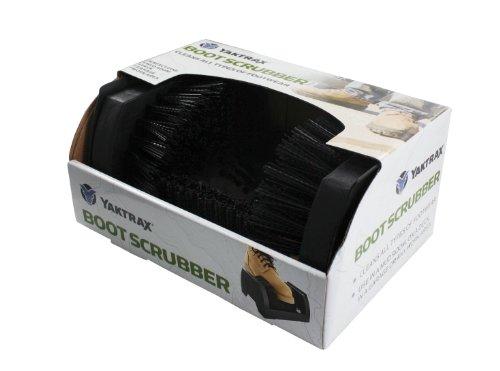 Price comparison product image Yaktrax Boot Scrubber Boot and Shoe Scraper Brush,  Black