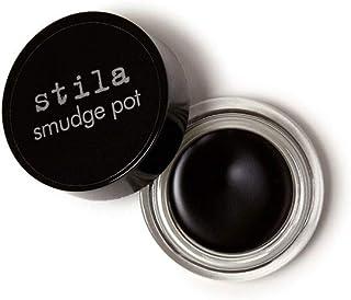 Stila Smudge Pots Waterproof Gel Eye Liner, Black for Women - 0.14 oz