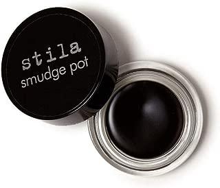 Stila Smudge Pots Waterproof Gel Eye Liner - Black by Stila for Women - 0.14 oz Eyeliner, 4.14 milliliters
