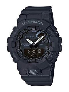 CASIO Mens Analogue-Digital Quartz Watch with Resin Strap GBA-800-1AER (B079VK9SD3)   Amazon price tracker / tracking, Amazon price history charts, Amazon price watches, Amazon price drop alerts