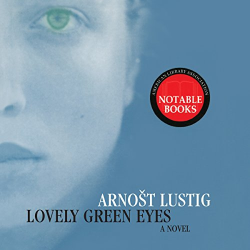 Lovely Green Eyes audiobook cover art