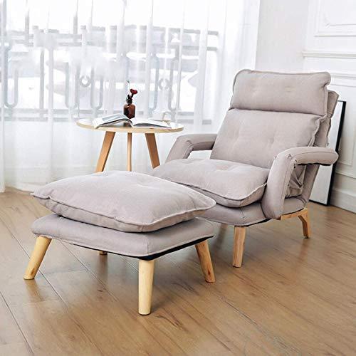 Home Equipment Sofá plegable Reclinable individual Sofá cama convertible Sofá de ocio...