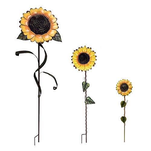 Decorative Sunflower Stake