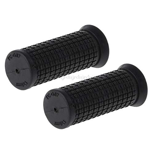 Wangtao 7CM 2pcs Bicycle Grips Short Handle Rubber Non Slip Cycling Scooter MTB Bike Parts N20 Dropship Bicycle Accessories