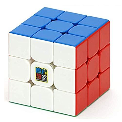 CuberSpeed MFJS Moyu RS3 M 2020 3x3 Speed Cube stickerless Moyu RS3M 2020 Mofang Jiaoshi MF3RS3 M Cube