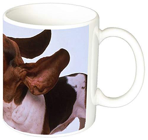 MasTazas Basset Hound C Tasse Mug