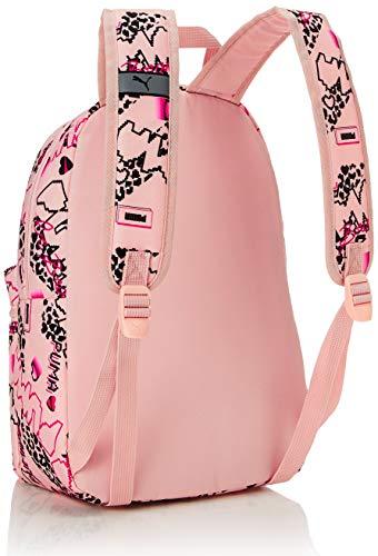 Puma Phase Small Backpack - Peachskin-Girls Aop, OSFA