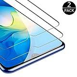 FUMUM Huawei Mate 20X Cristal Templado, 9H HD Antihuellas-Dactilares Anti-arañazos Anti-Burbujas Protector de Pantalla para Huawei Mate 20X Vidrio Templado - 2 Pack