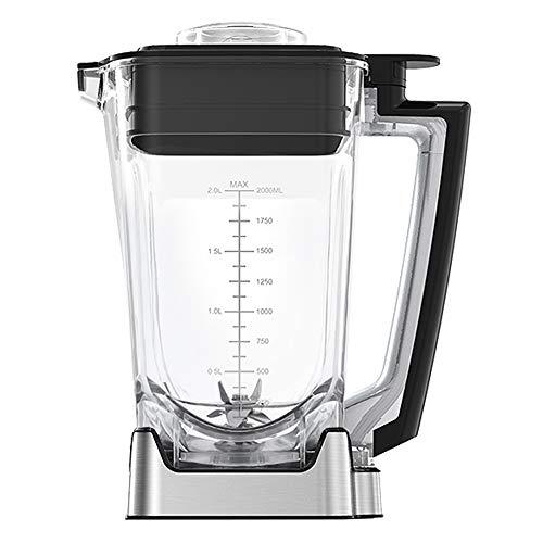 Jarra Tritan sin BPA, adecuada para el modelo Blender Homgeek: NY-8188MJB