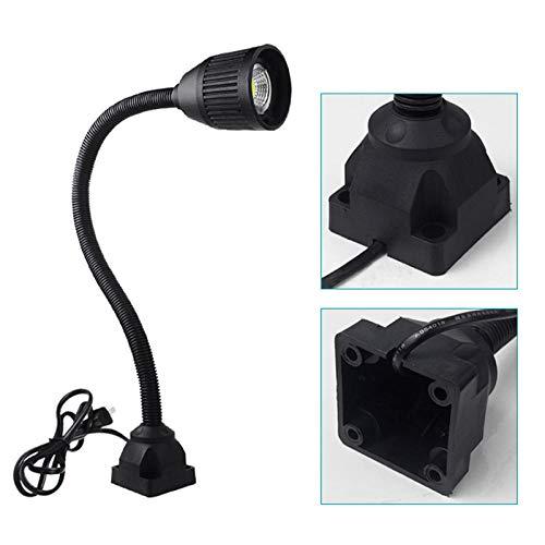 Lámpara torno 5 W 0-220 V 50 CM Lámpara torno LEDindustrial