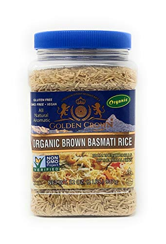 basmatic brown rice - 1
