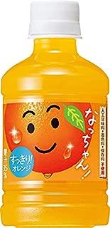 〔飲料〕 サントリー なっちゃんオレンジ 280mlPET 1ケース (1ケース24本入)SUNTORY(みかん)(ペット)