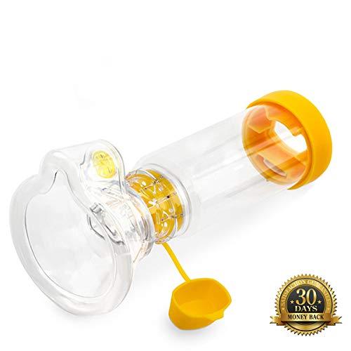 Inhalador para niños, incluye bolsa de cuerda, tamaño mediano