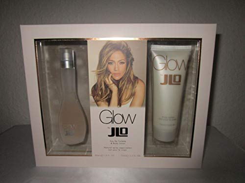 Glow by JLO 30 ml Eau de Toilette + 75 ml Body Lotion