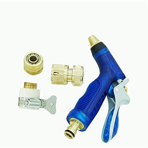 Yeeseu Portátil de alta presión de aleación de aluminio Pistola de aerosol cabezal del rociador Herramientas Piezas de lavadoras a presión Herramientas de accesorios