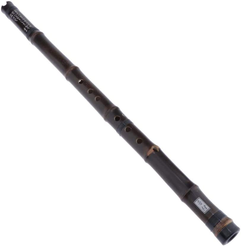 G Key Left Hand Xiao Bamboo Flute 8 Hole Set