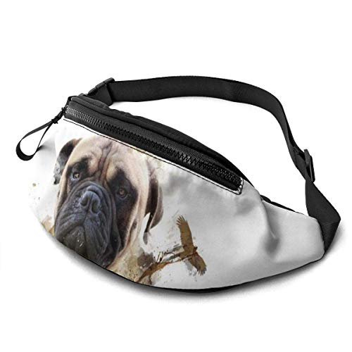 XCNGG Bolso de la cintura del ocio bolso que acampa bolso del montañismo Waist Pack Bag for Men&Women, Musical Kitten Cats Utility Hip Pack Bag with Adjustable Strap for Workout Traveling Casual Runni