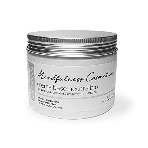 Base para Crema con Glicerina e Ingredientes Naturales