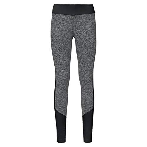 Odlo IRBIS Warm Pantalon Femme Black Melange FR : XS (Taille Fabricant : XS)
