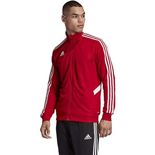 adidas Originals Camiseta Firebird para hombre - rojo - Medium