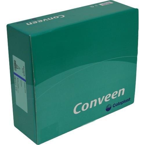 Coloplast Urinal-Kondom - Latex - selbsthaftend - 35 cm Durchmesser - 8 cm Schaft - 30 Stück