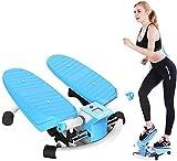 Regalos deportivos Ideas paso a paso multifuncional con pantalla LED Pedal de masaje de gran tamaño Cintura delgada y piernas delgadas Adelgazamiento Interior Pequeño equipo deportivo de fitness