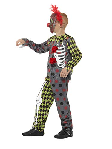 SMIFFYS 45125S Deluxe Twisted clown costume (Small)