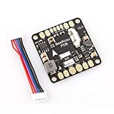 LSB-SHOWER Drone Accessories Power Distribution Board V2.0 5V 12V Output Optimization Compatible with BeeRotor F3 Flight Controller Quadcopters Accessories Easy to Repair