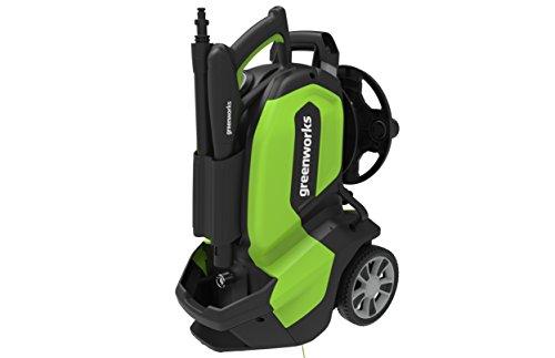 Greenworks 5104207 Hidrolimpiadora de alta presión 145 bar,