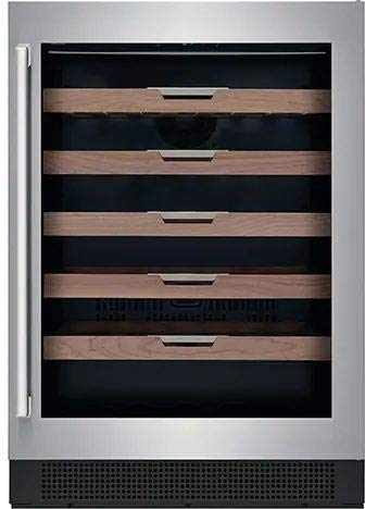 Electrolux EI24WC15VS 24' Stainless Steel Undercounter Wine Cooler with Perfect...