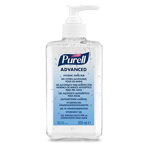Purell Hygienic Hand Gel Sanitiser Bottle Refill 300ml Ref N06130