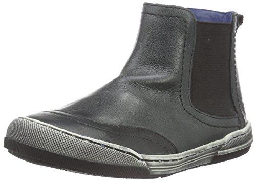 Mod8 Zang, Chelsea Boots Garçon Fille, Noir 8, 29 EU