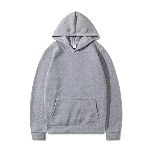DHSPKN Unisex Hoodie Pullover Tops Hiphop Sweater for Women