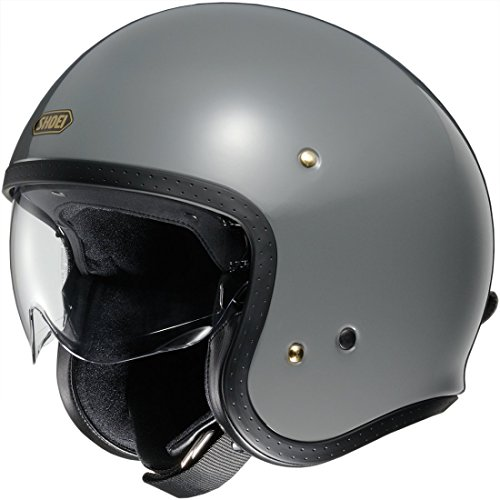 Shoei J.O. Rat Grey Grey XL