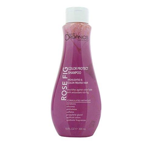 Juice Organics Color Protect Shampoo, New Packaging, 10 Fl Oz
