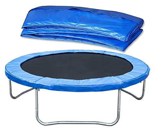 LCAZR Universal Replacement Trampoline Safety Pad Trampoline Replacement Pad,Comfortable,Long Lasting,and Water-Resistant,12FT