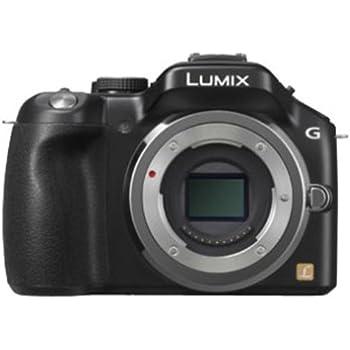 パナソニック ミラーレス一眼カメラ ルミックス G5 ボディ 1605万画素 エスプリブラック DMC-G5-K