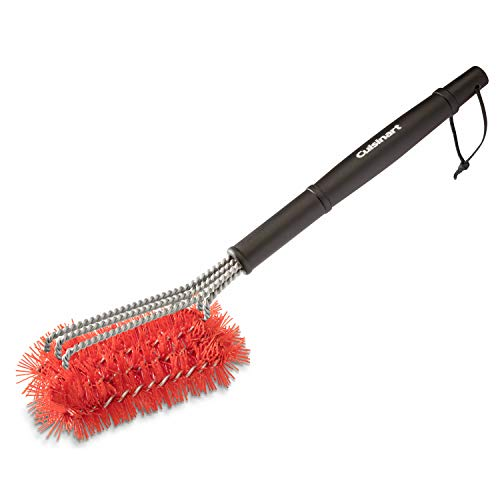 Cuisinart CCB-939 Triple Nylon Bristle Grill Brush