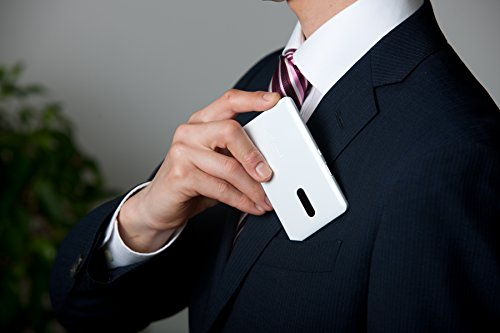 『UQコミュニケーションズ Wi-Fi WALKER WiMAX 2+ NAD11 ホワイト』の3枚目の画像