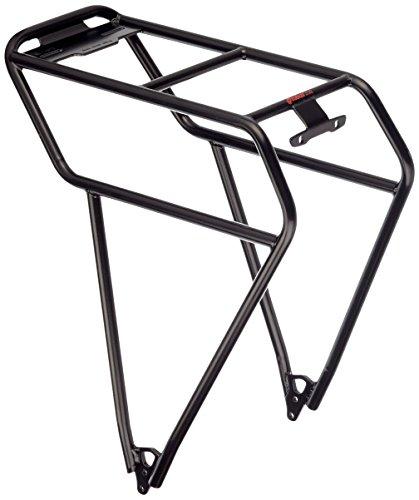 Tubus Unisex– Erwachsene Gepäckträger-2063012700 Gepäckträger, schwarz, One Size