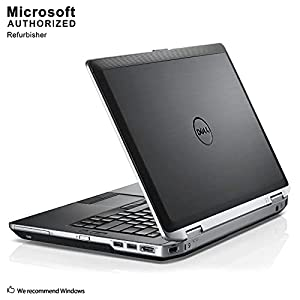 Dell Latitude E6420 14.1-Inch Laptop (Intel Core i5 2.5GHz with 3.2G Turbo Frequency, 4G RAM, 128G SSD, Windows Professional 64-bit) (Certified Refurbished)
