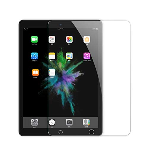 JYBHSH Tempered Glass Screen Protector For IPad 10.2 9.7 10. 5 10.9 11 New IPad 8 7 6 5 Air 4 3 2 Mini Glass IPad 2020 2019 2018 2017 (Color : IPad Pro 9.7)